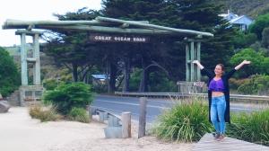 Great Ocean Road poort