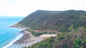 view Great Ocean Road Teddy's Lookout
