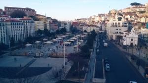 Praça Martim Moniz Lisboa