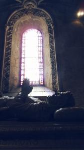 picture inside Mosteiro dos Jerónimos Lisbon