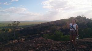 View Nourlangie Rock Kakadu NT Australia
