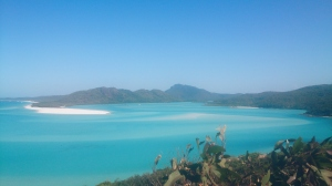 Hill Inlet Lookout Whitsunday Islands Australia