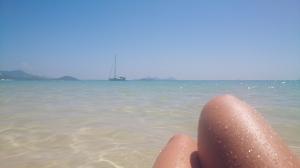 Paradise Whitehaven Beach Whitsunday Islands Australia